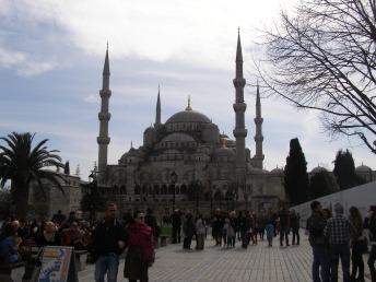 istanbul old town free walking tour